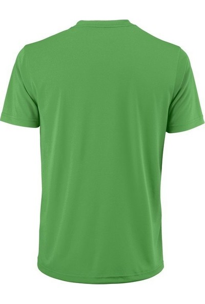 Wilson UWII Script Tech Tee Yeşil Erkek T-Shirt WRA770307