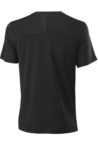Wilson UWII Linear Crew Erkek Tenis T-Shirt wra765006
