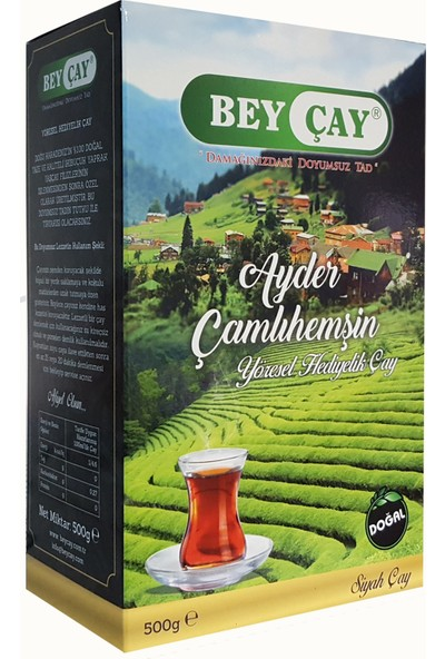 Bey Çay Ayder Çayı 500 gr