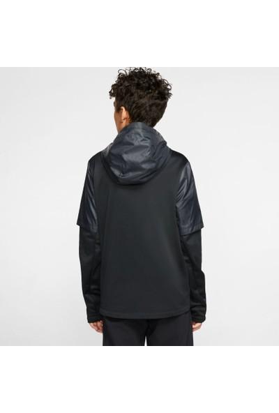 Nike B Nk Therma Fz Wınterızed Erkek Çocuk Termal Ceket Bv3885-010