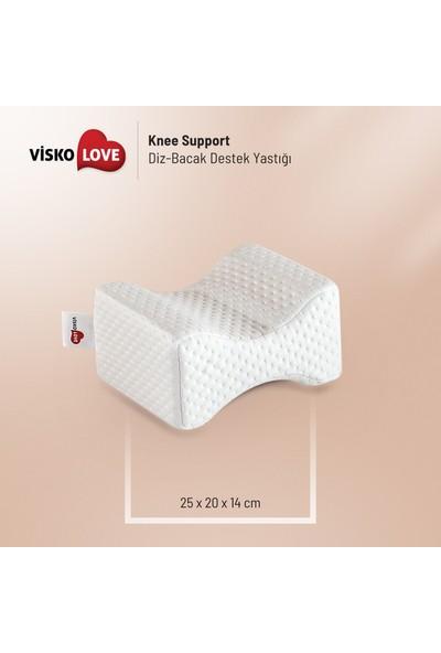 Visko Love Knee Support, Visco Diz-Bacak Destek Yastığı