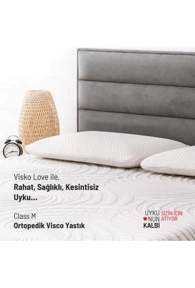 Visko Love Class-M, Visco Yastık