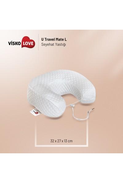Visko Love U Travel Mate-L, Visco Seyehat Yastığı