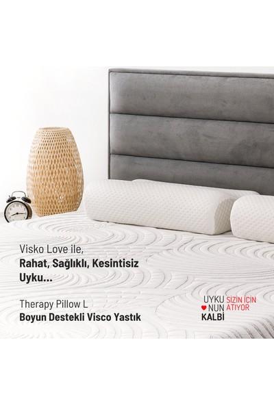 Visko Love Therapy-L, Boyun Destekli Visco Yastık