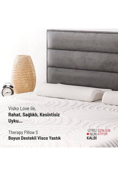 Visko Love Therapy-S, Boyun Destekli Visco Yastık