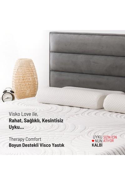 Visko Love Therapy Comfort, Boyun Destekli Visco Yastık