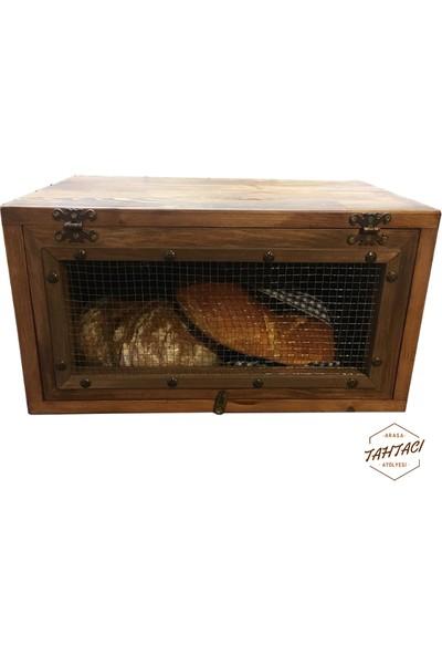 Tahtacı Tel Dolap Ekmek Dolabı