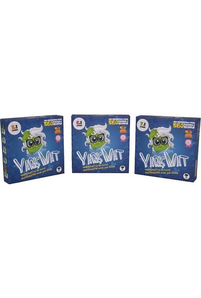 Yarışmat 6.Sınıf 2.dönem Matematik Kutu Oyunu