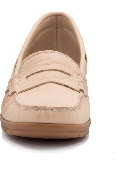 Gedikpaşalı Kadın Nhr 800 Bej Ayakkabı
