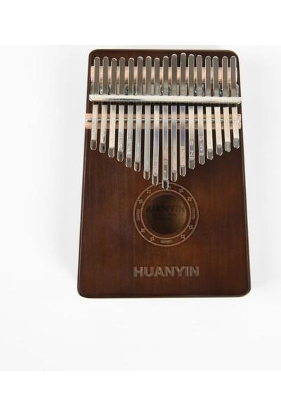 Huanyin Hkm17T Pro 17 Tuşlu Kalimba