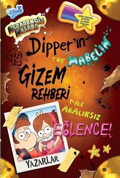 Esrarengiz Kasaba - Dipper'ın Mabelin Gizem Rehberi
