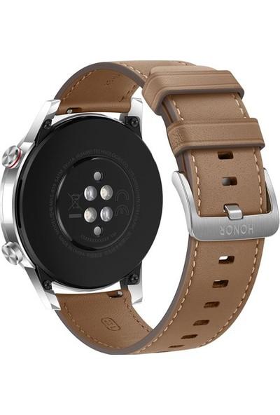 HONOR Watch Magic 2 (46mm) - Kahverengi - (HONOR TÜRKİYE GARANTİLİ)