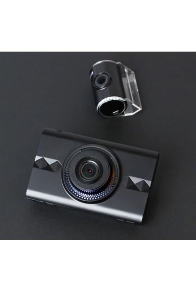 Gnet L2 Ekranlı 2 Kameralı Araç Kamerası