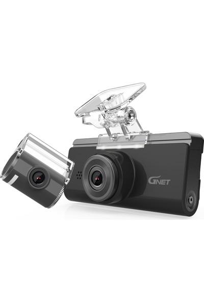 Gnet N2 Wi-Fi 2 Kameralı Araç Kamerası