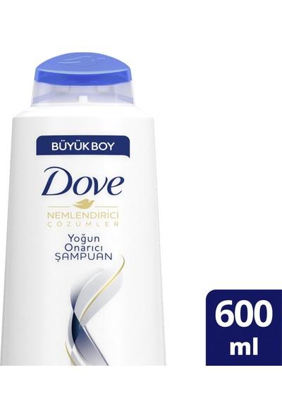 Dove Yoğun Onarıcı Saç Bakım Şampuanı 600 ML