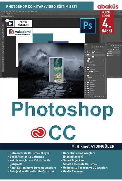 Photoshop CC (Eğitim Videolu) - M. Hikmet Aydıngüler