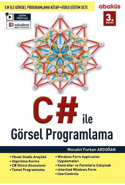 C# İle Görsel Programlama (Kitap+Video Eğitim Seti) - M. Furkan Ardoğan