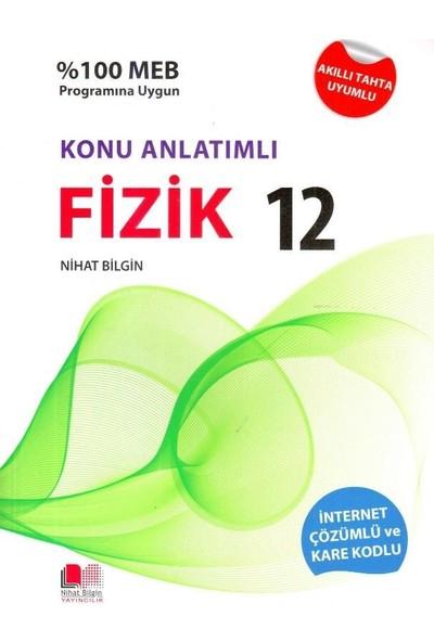 Nihat Bilgin Yayıncılık 12. Sınıf Tümü İnternet Çözümlü Konu Anlatımlı