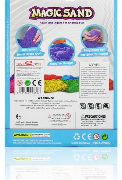Toysetoys Kinetik Kum Magic Sand Dondurma Dükkanı
