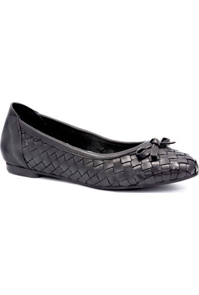 Gedikpaşalı Kadın Erp 6915 Siyah Ayakkabı
