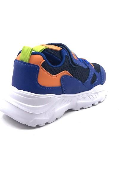 Cool 20-S06 Patik Saks-Oranj Erkek Çocuk Yazlık Spor Ayakkabı