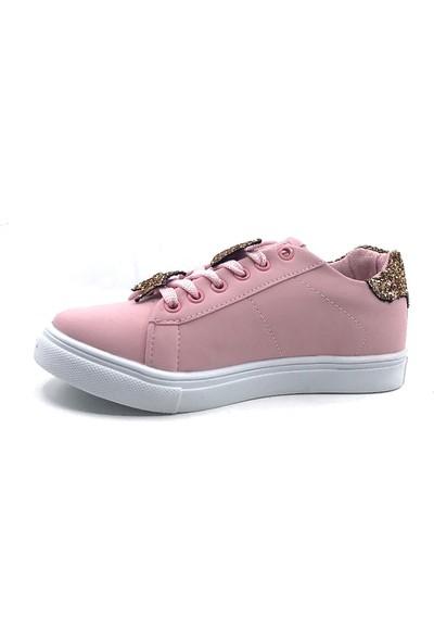 Kinetix Zenıs 100295799 Pembe Kız Çocuk Spor Ayakkabı