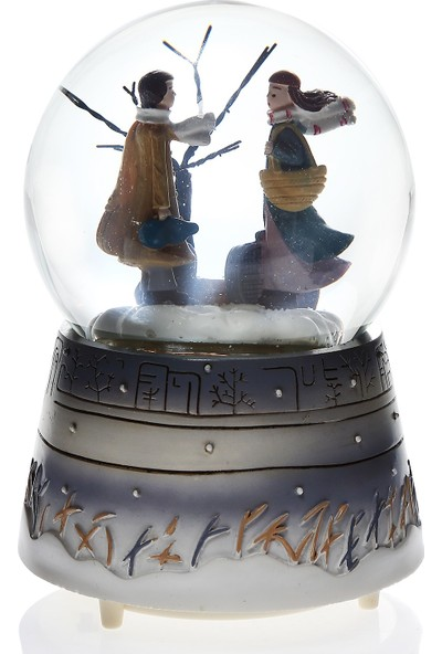 Love Kış Masalı Kar Küresi