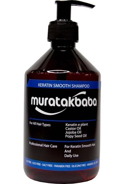 Murat Akbaba Keratin Smooth Şampuan