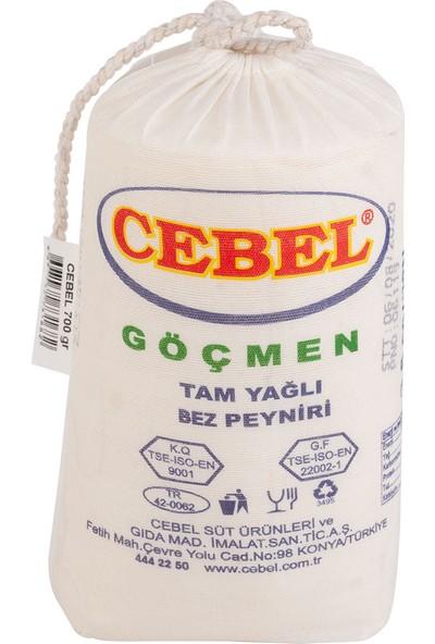 Cebel Tulum Peynir Bez Eritme Tam Yağlı 700 gr