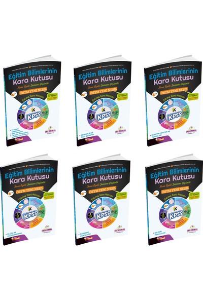 İnformal Yayınları Kpss 2020 Eğitim Bilimlerinin Kara Kutusu Altın Paket Konu Özetli Tamamı Çözümlü Soru Bankası