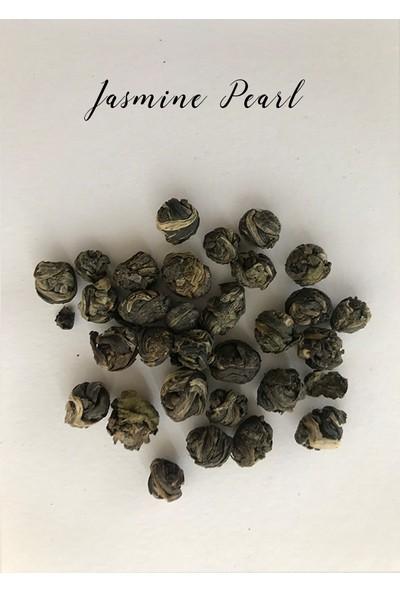 Saint Martin Jasmine Pearl Dökme Yeşil Çay 250 gr