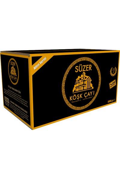 Süzer Köşk Demlik Poşet Çay 5 kg