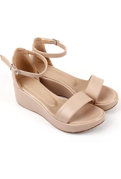 Gön Kadın Sandalet 35755