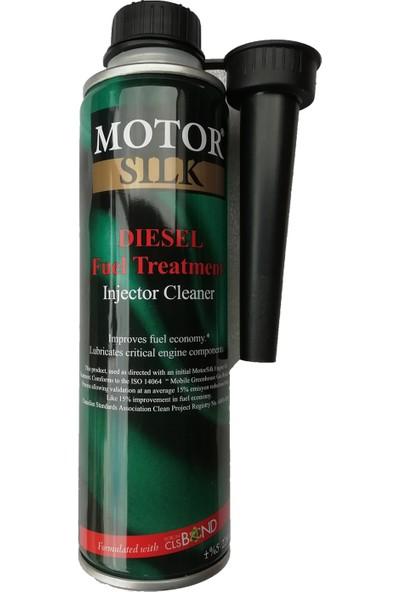 Motorsilk Diesel Bor Yakıt Katkısı