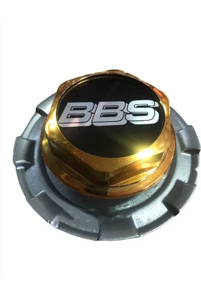 BBS Fm3 Jant Kapak Altın Rengi Gold Çevirmeli