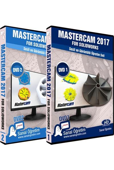 Sanal Öğretim Mastercam 2017 For Solidworks Video Eğitim Seti
