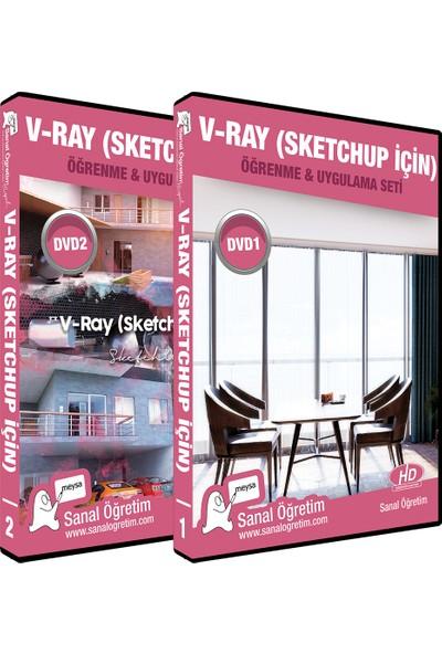 Sanal Öğretim V-Ray Sketchup Için Video Eğitim Seti