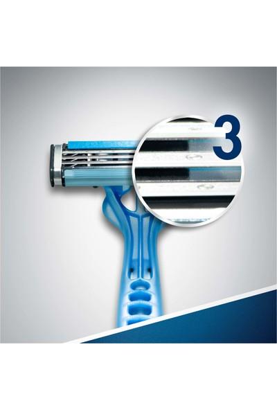 Gillette Blue3 Tıraş Bıçağı 12'li Poşet