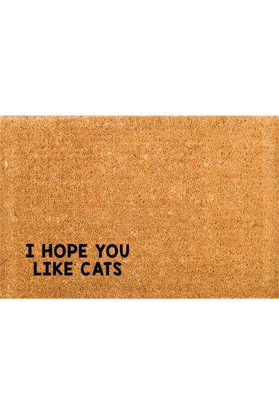 Fekare I Hope You Like Cats Paspas