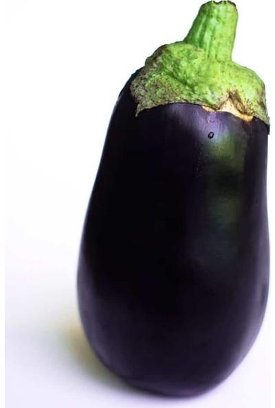 Çam Tohum Dev Iri Patlıcan Tohumu Süper Paket 400 Tohum
