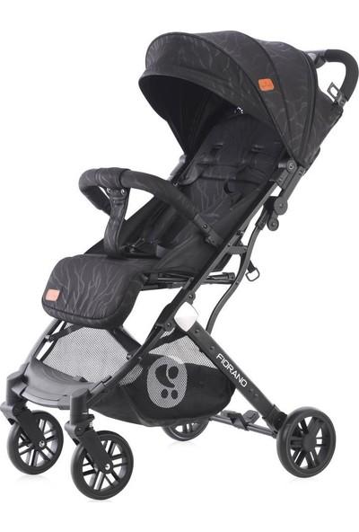 Lorelli Fiorano Spor Alüminyum Bebek Arabası - Black
