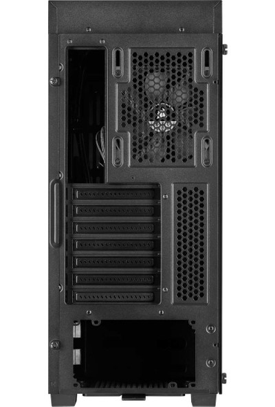 Corsair 110R Tempered Cam Mid Tower ATX Bilgisayar Kasası CC-9011183-WW