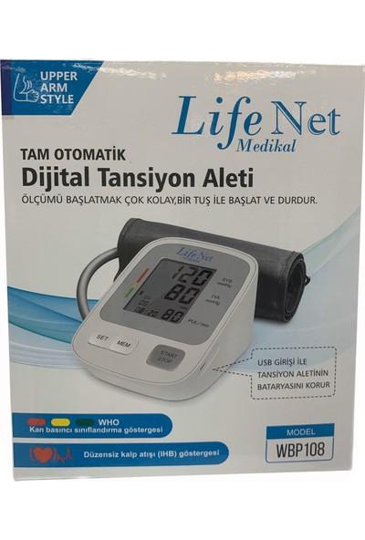 Life Net Medikal Kol Tipi Dijital Tansiyon Ölcer WBP108
