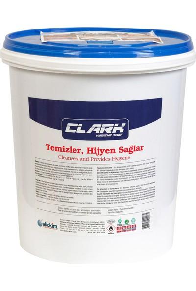 Clark Hijyen Kovası ve Bezi - Tek Kullanımlık Alkol Bazlı Temizlik ve Hijyen Bezi (375 Adet)