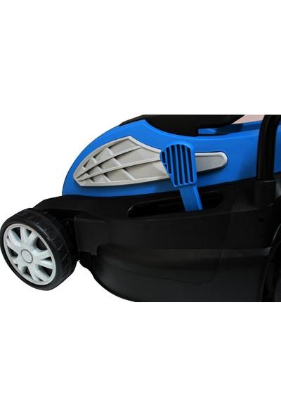 Hyundai C3403 Elektrikli Çim Biçme Makinesi 1400W