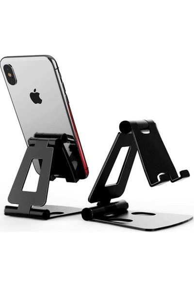 Wlue Plastik Ayarlanabilir Tablet ve Telefon Tutucu Stand 270 Derece Hareketli