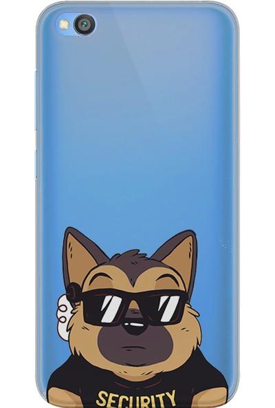 Kılıfland Xiaomi Redmi Go Kılıf Silikon Resimli Kapak Security -Stok 632