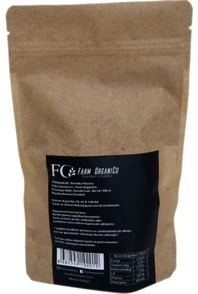 Farm Organico Kurutulmuş Portakal 30 gr - Kuru Incir 200 gr