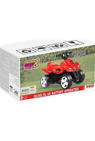 Dolu Oyuncak 6 V Quad Akülü Atv Motor