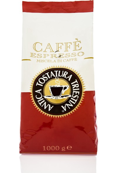 Antica Tostatura Triestina Buonissimo 1 kg Çekirdek Kahve